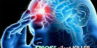stroke silent in bathroom