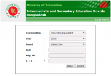 Education Board Bangladesh hsc results