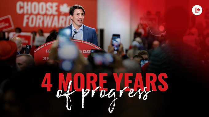 Justin Trudeau Liberal Party