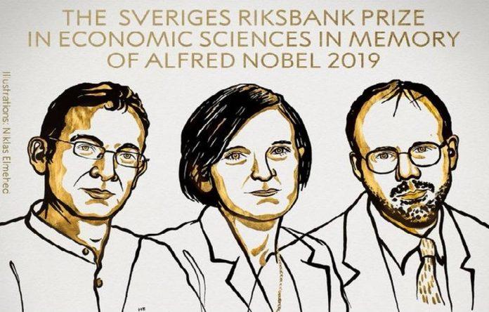 three receive Economics Nobel 2019