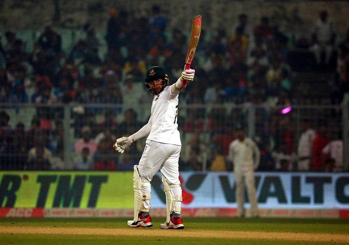 Bangladesh vs india 2nd test Mushfiqur-59