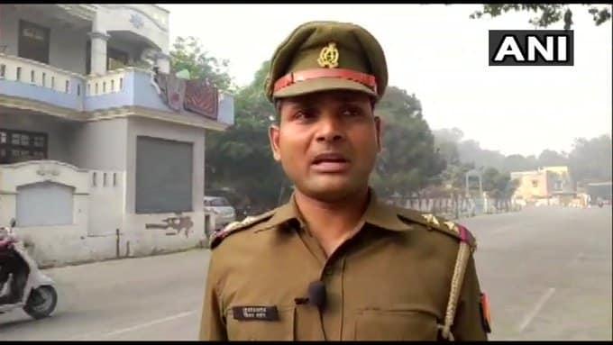 Vijay Pratap police SI