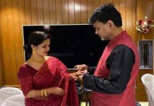 Srijit-Mukherji-Marries-Mithila