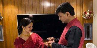 Srijit-Mukherji-Marries-Mithila