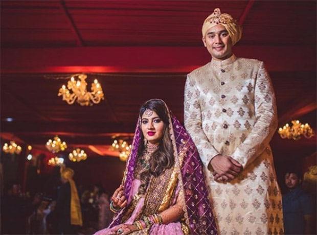 Sania Mirza's Sister Anam Gets Married to Mohammad Azharuddin's Son Asad