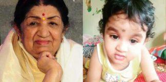 lata-mangeshkar-son-2years-old