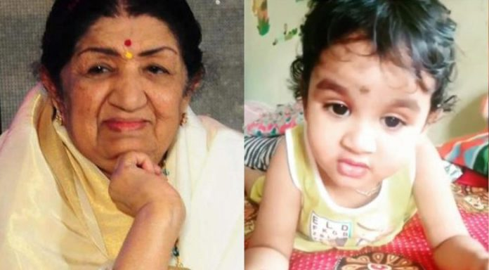 lata-mangeshkar-son-2years-old