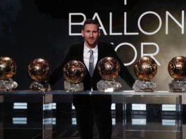 #Messi #BallonDor