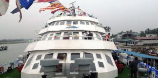 Cox's Bazar to St. Martin MV Karnaphuli Express