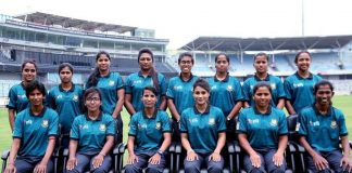 bd-woman cricket team