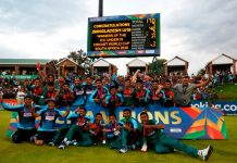 bangladesh won u-19 world cup