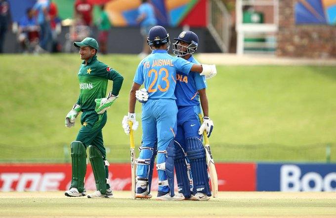 india win u19