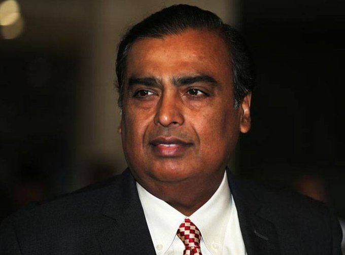Mukesh Ambani's Reliance Industries announces Rs 500 crore