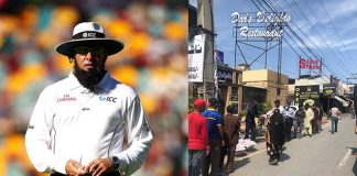 Umpire Aleem Dar offers free food for jobless at his Lahore restaurant amid coronavirus outbreak
