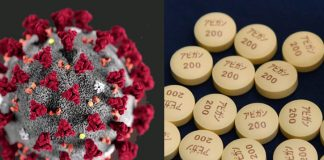 Japan produced Avigan for coronavirus