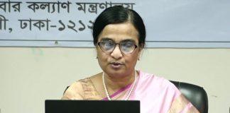 Dr Meerjady Sabrina Flora, Director, IEDCR