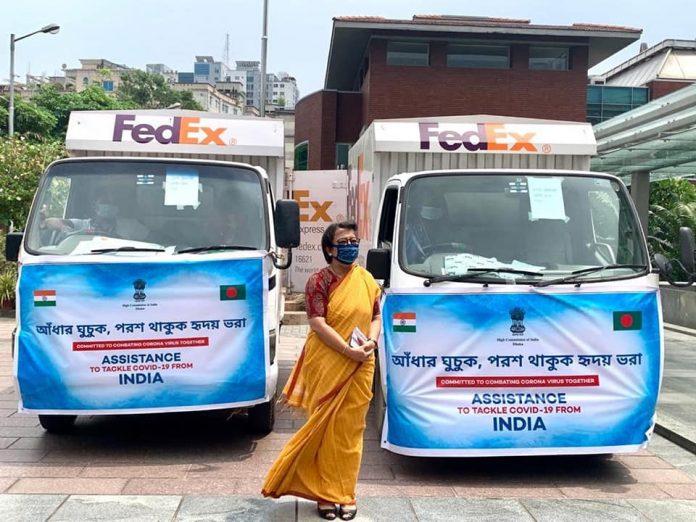 india provide covid product bangladesh