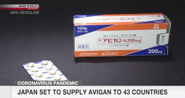 Coronavirus-drug-Avigan