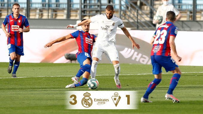 real beat aibar 3-1