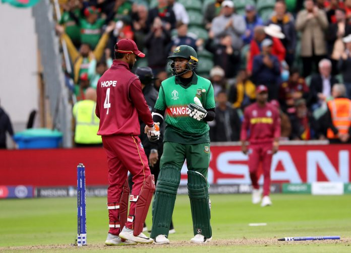 bangladesh vs west indies